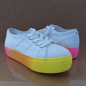 Steve Madden Sneakers Women's White Emmi Shoes